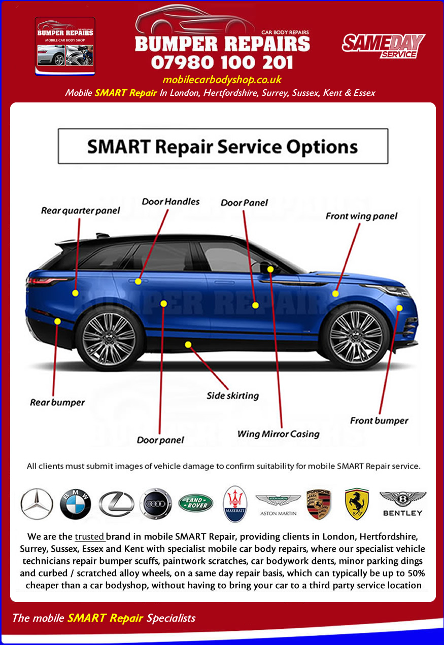 Mobile Audi RS6 Avant Body Body Shop London